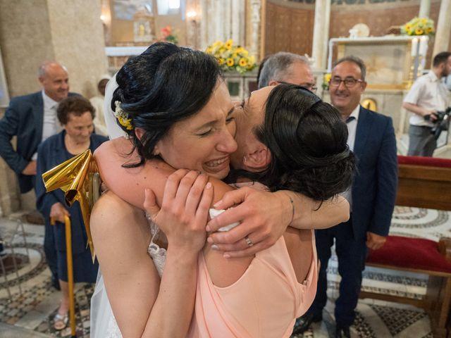 Il matrimonio di Angela e Andrea a Anagni, Frosinone 50