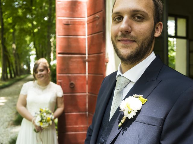 Il matrimonio di Nicola e Francesca a Piombino Dese, Padova 9