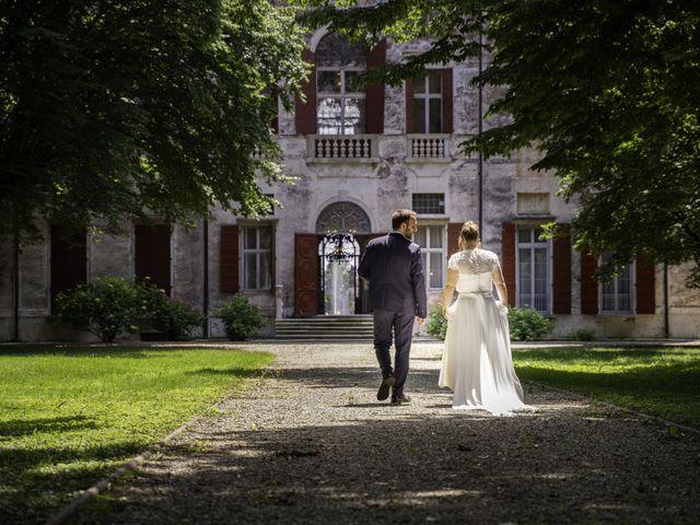 Il matrimonio di Nicola e Francesca a Piombino Dese, Padova 10