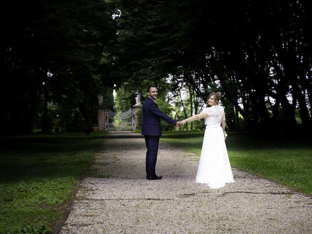 Il matrimonio di Nicola e Francesca a Piombino Dese, Padova 11