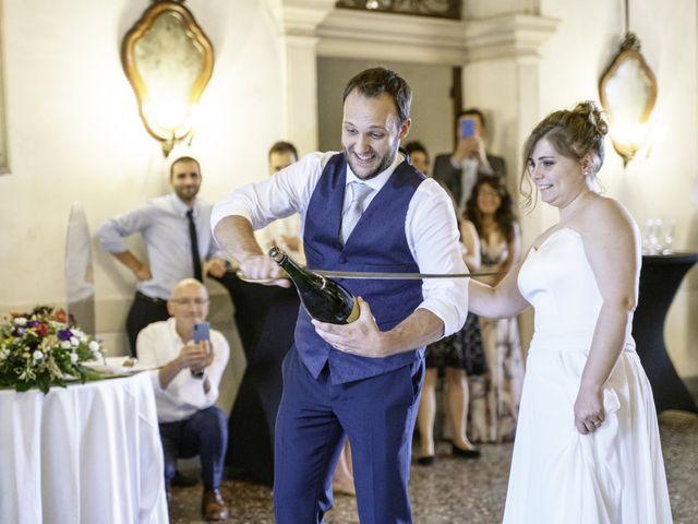 Il matrimonio di Nicola e Francesca a Piombino Dese, Padova 19