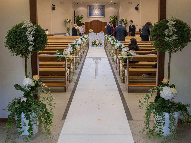 Il matrimonio di Vincenzo e Sara a Bollate, Milano 1