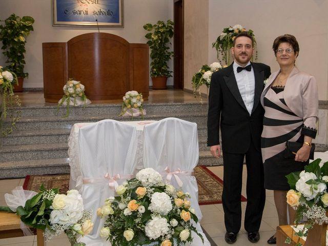 Il matrimonio di Vincenzo e Sara a Bollate, Milano 2