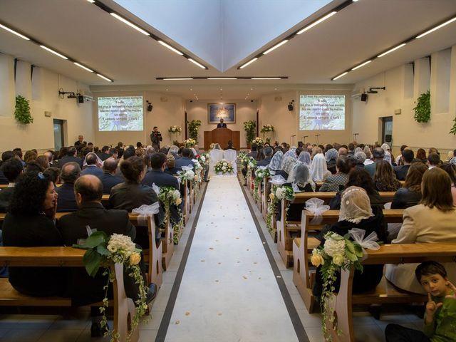 Il matrimonio di Vincenzo e Sara a Bollate, Milano 10