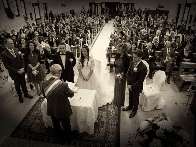 Il matrimonio di Vincenzo e Sara a Bollate, Milano 11