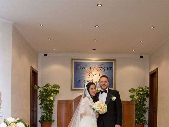 Il matrimonio di Vincenzo e Sara a Bollate, Milano 12