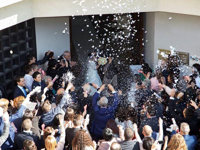Il matrimonio di Vincenzo e Sara a Bollate, Milano 13