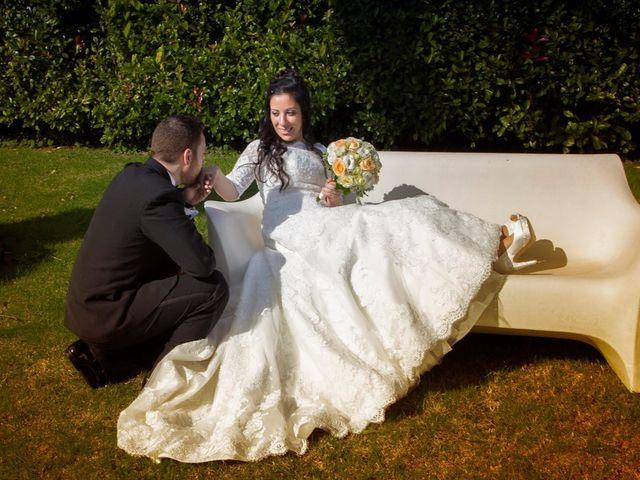 Il matrimonio di Vincenzo e Sara a Bollate, Milano 18