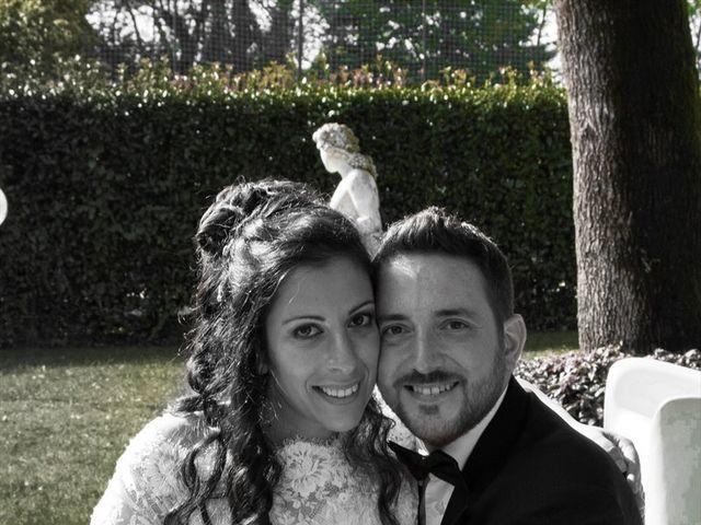 Il matrimonio di Vincenzo e Sara a Bollate, Milano 19