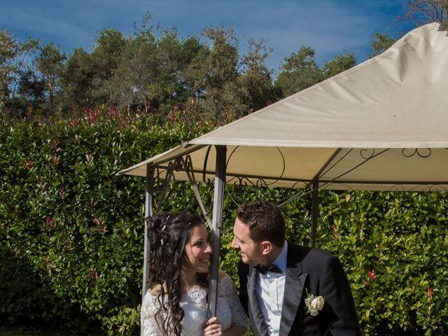 Il matrimonio di Vincenzo e Sara a Bollate, Milano 21