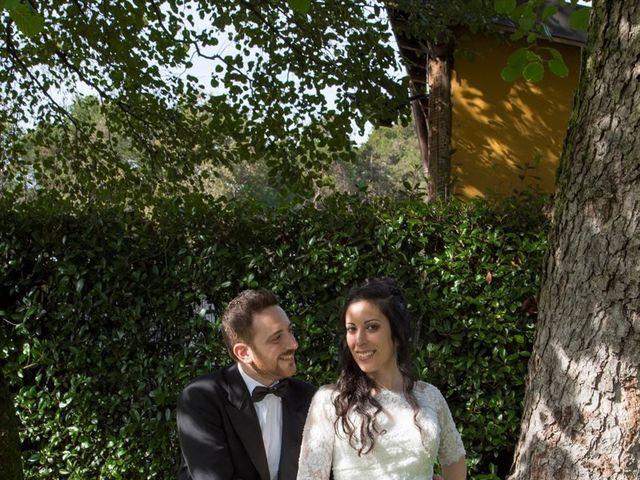 Il matrimonio di Vincenzo e Sara a Bollate, Milano 22