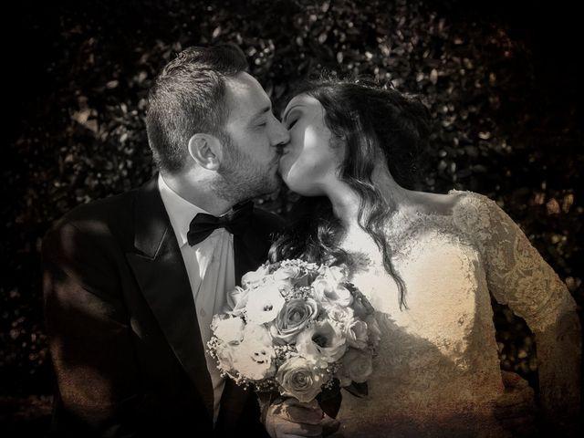 Il matrimonio di Vincenzo e Sara a Bollate, Milano 23