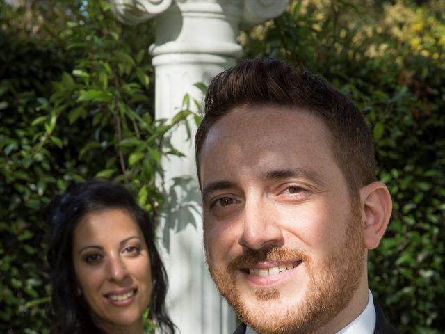 Il matrimonio di Vincenzo e Sara a Bollate, Milano 24