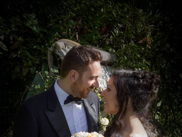 Il matrimonio di Vincenzo e Sara a Bollate, Milano 25
