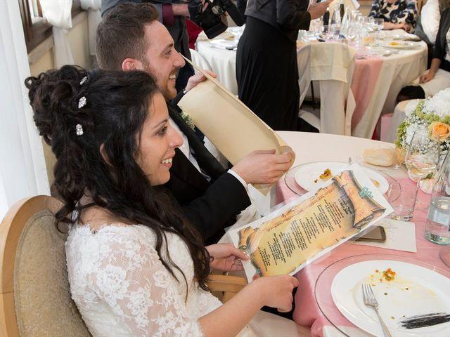Il matrimonio di Vincenzo e Sara a Bollate, Milano 28