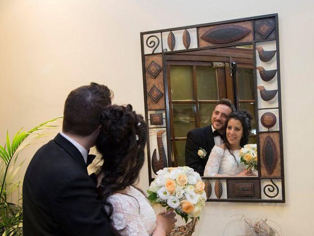 Il matrimonio di Vincenzo e Sara a Bollate, Milano 30