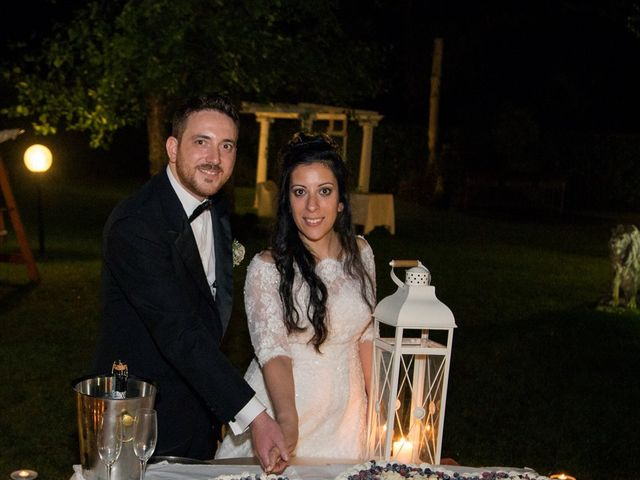 Il matrimonio di Vincenzo e Sara a Bollate, Milano 33