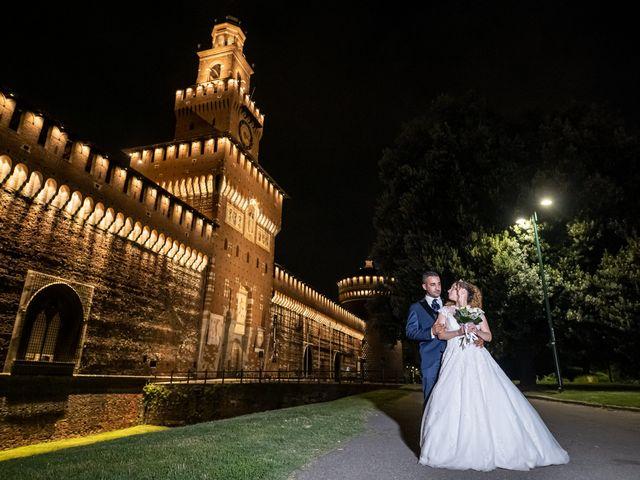 Il matrimonio di Nicola e Sonia a Milano, Milano 12