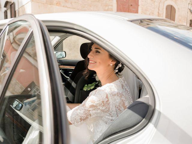 Il matrimonio di Giuseppe e Jlenia a Palo del Colle, Bari 9