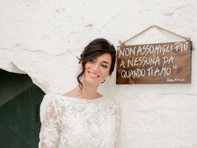 Il matrimonio di Giuseppe e Jlenia a Palo del Colle, Bari 19