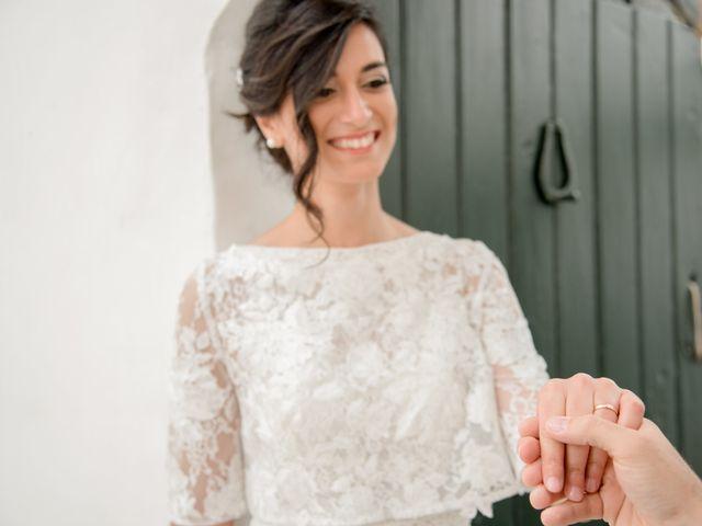Il matrimonio di Giuseppe e Jlenia a Palo del Colle, Bari 23