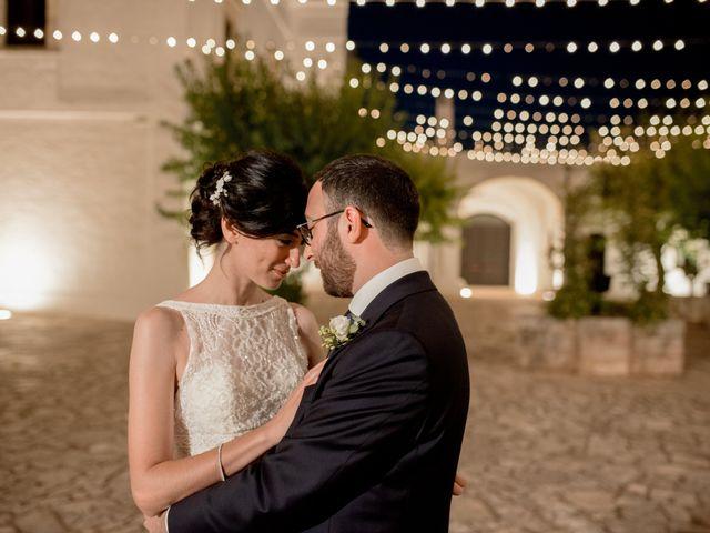 Il matrimonio di Giuseppe e Jlenia a Palo del Colle, Bari 38
