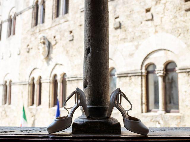 Il matrimonio di Francesca e Claudio a Massa Marittima, Grosseto 3