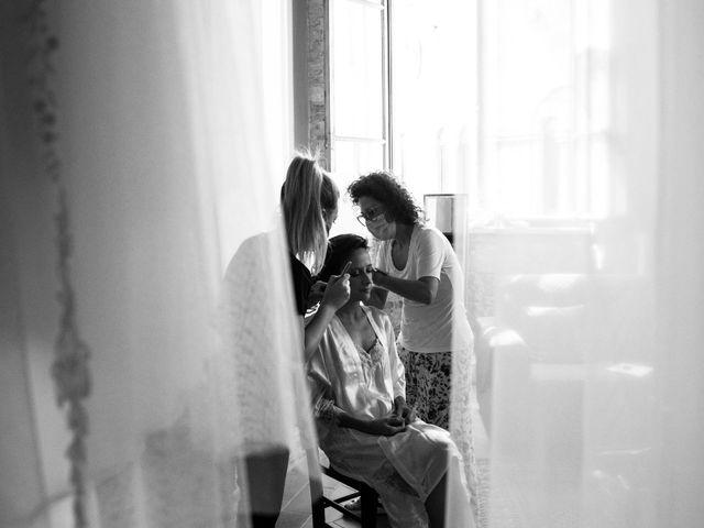 Il matrimonio di Francesca e Claudio a Massa Marittima, Grosseto 4