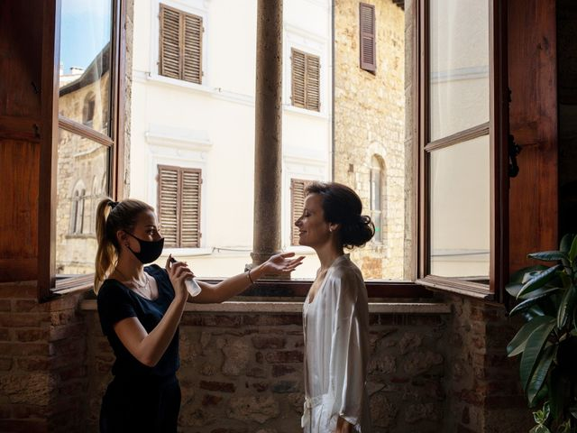 Il matrimonio di Francesca e Claudio a Massa Marittima, Grosseto 7