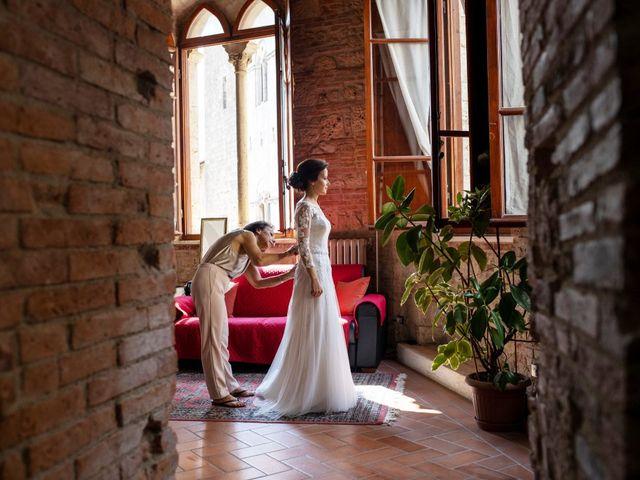 Il matrimonio di Francesca e Claudio a Massa Marittima, Grosseto 9
