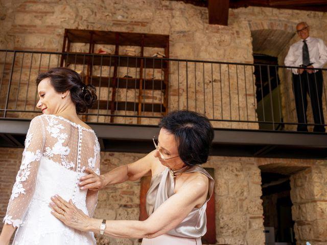 Il matrimonio di Francesca e Claudio a Massa Marittima, Grosseto 10