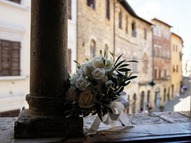 Il matrimonio di Francesca e Claudio a Massa Marittima, Grosseto 11