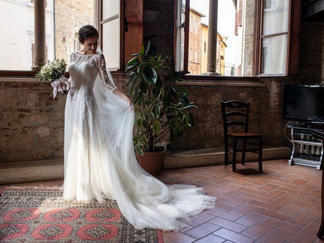 Il matrimonio di Francesca e Claudio a Massa Marittima, Grosseto 12