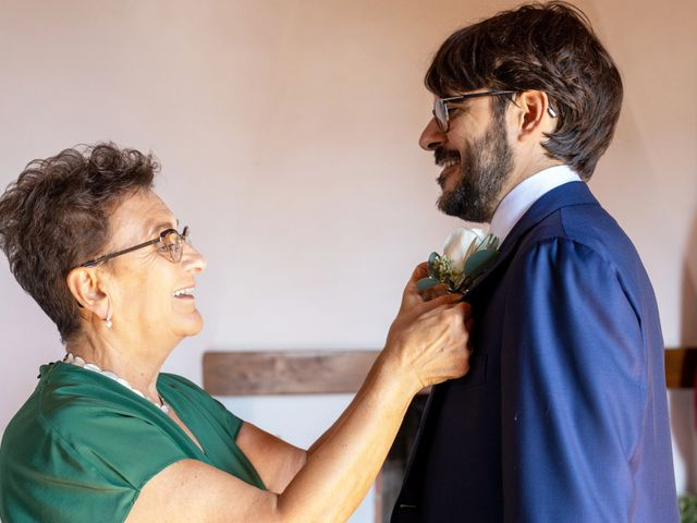 Il matrimonio di Francesca e Claudio a Massa Marittima, Grosseto 15