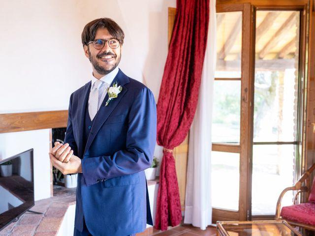 Il matrimonio di Francesca e Claudio a Massa Marittima, Grosseto 16