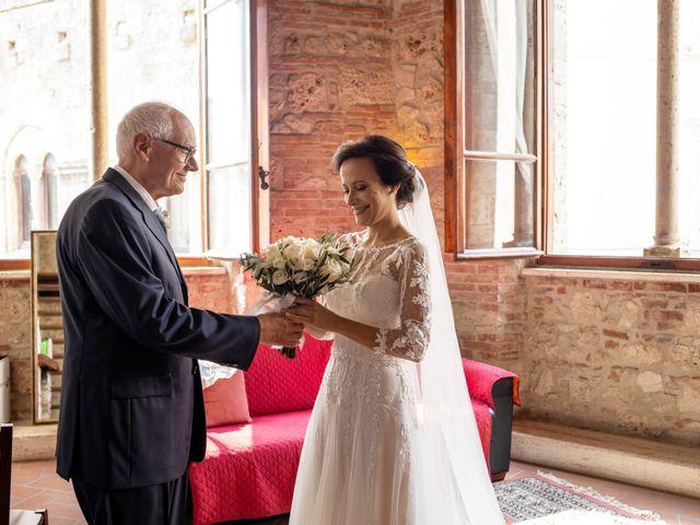 Il matrimonio di Francesca e Claudio a Massa Marittima, Grosseto 18
