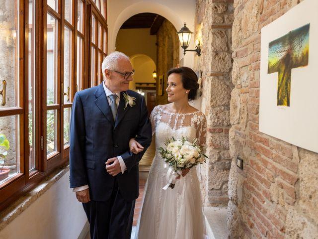 Il matrimonio di Francesca e Claudio a Massa Marittima, Grosseto 19