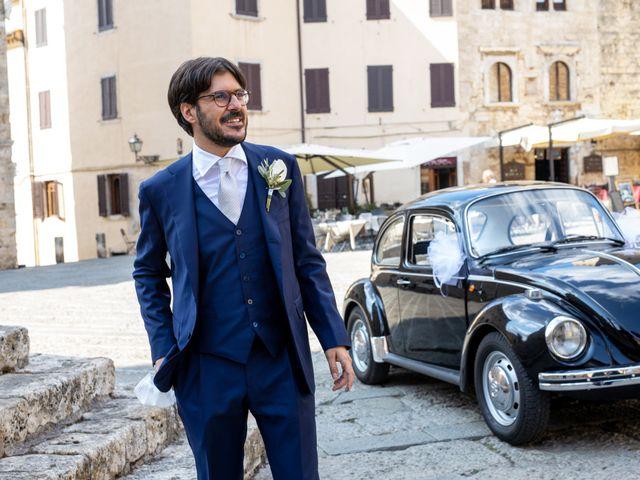Il matrimonio di Francesca e Claudio a Massa Marittima, Grosseto 21