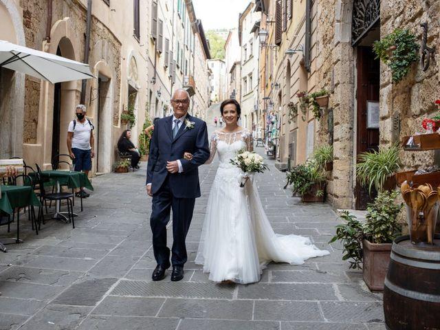Il matrimonio di Francesca e Claudio a Massa Marittima, Grosseto 24