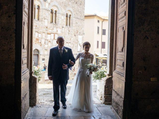 Il matrimonio di Francesca e Claudio a Massa Marittima, Grosseto 25