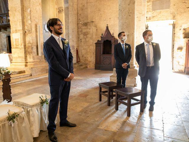 Il matrimonio di Francesca e Claudio a Massa Marittima, Grosseto 26