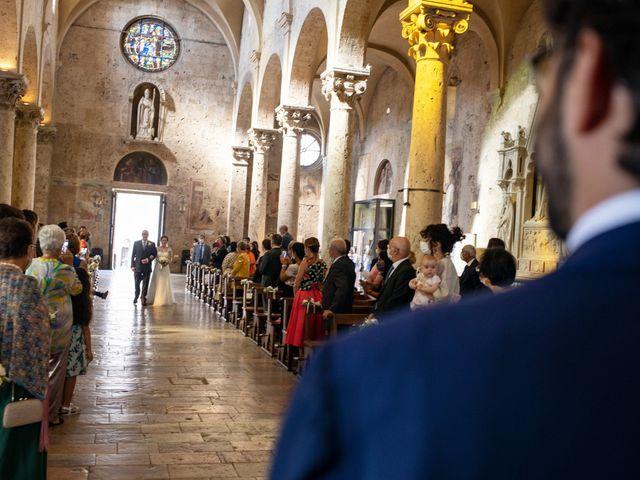 Il matrimonio di Francesca e Claudio a Massa Marittima, Grosseto 27