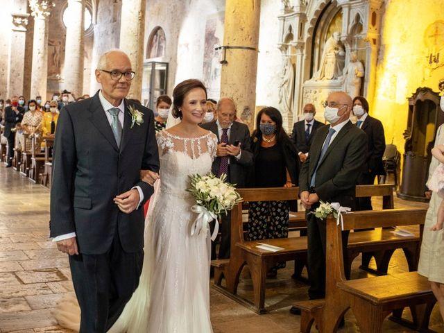 Il matrimonio di Francesca e Claudio a Massa Marittima, Grosseto 28