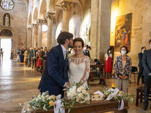 Il matrimonio di Francesca e Claudio a Massa Marittima, Grosseto 29