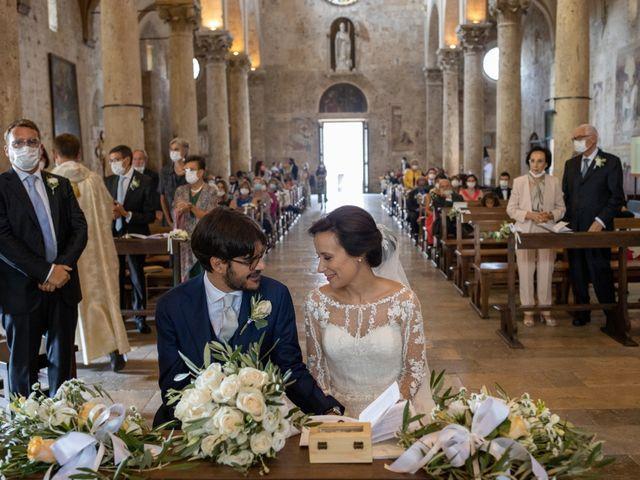 Il matrimonio di Francesca e Claudio a Massa Marittima, Grosseto 30