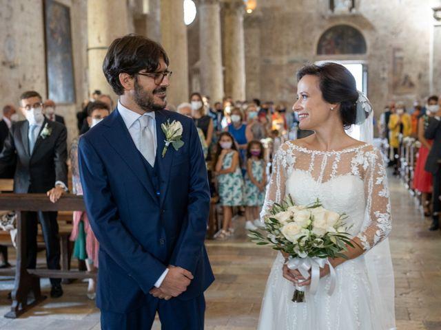 Il matrimonio di Francesca e Claudio a Massa Marittima, Grosseto 31