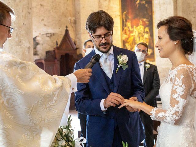 Il matrimonio di Francesca e Claudio a Massa Marittima, Grosseto 32