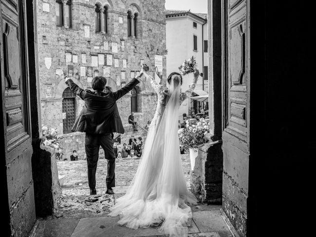 Il matrimonio di Francesca e Claudio a Massa Marittima, Grosseto 33