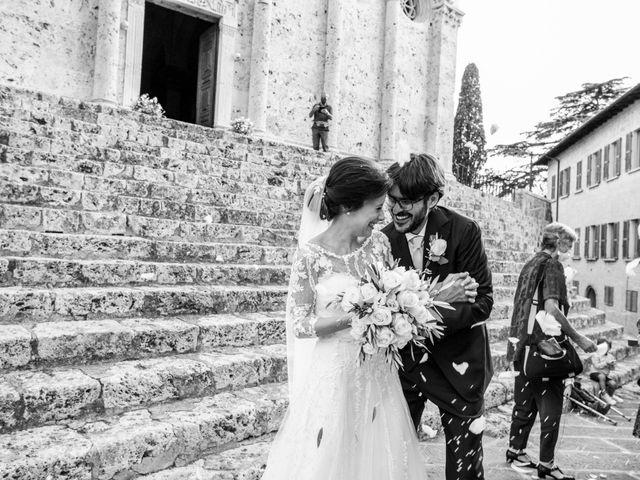 Il matrimonio di Francesca e Claudio a Massa Marittima, Grosseto 1
