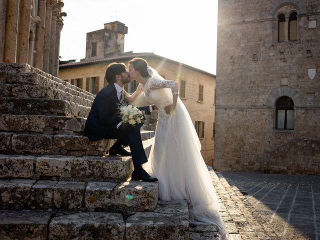 Il matrimonio di Francesca e Claudio a Massa Marittima, Grosseto 36